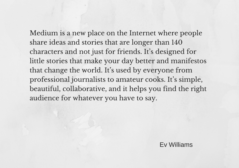 Ev Williams quote