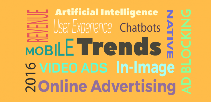 5 Online Advertising Trends Publishers Must Know