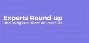 ad revenues experts round up